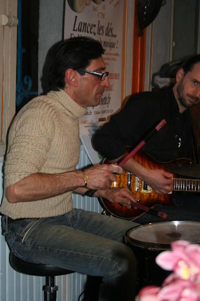 Richard et Manu
