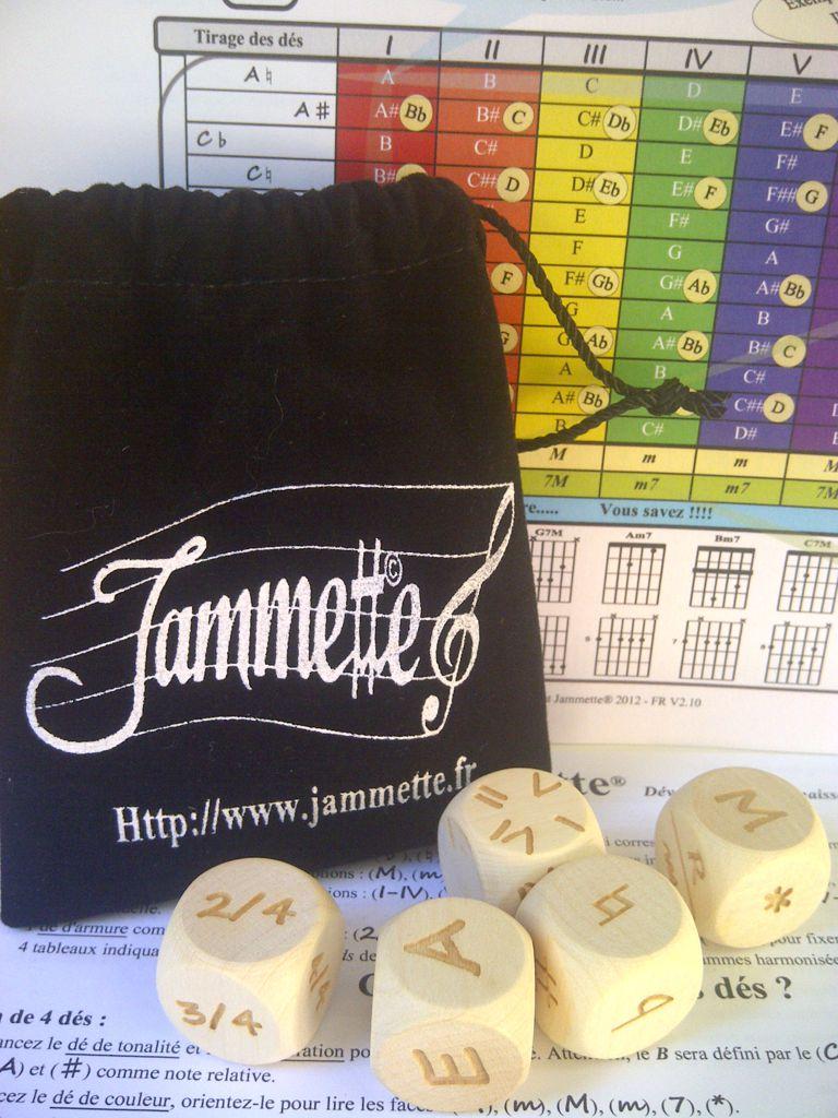 Jammette®Std-2012